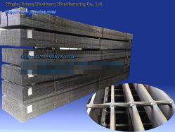 Banheira de imersão acabamento do moinho tipo Comum ou serrilhadas de aço de tipo Curta Bar chiadeira com homologação CE para a indústria Pavimentações e gradeamento de mezanino