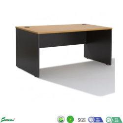 Les panneaux de compact de bureau simple classique en bois debout Ordinateur de bureau