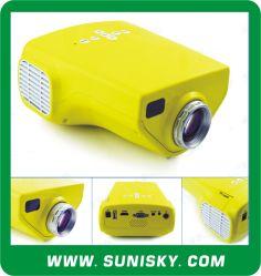 Smp7019 Goedkoop & VideoProjector Pico voor het Onderwijzen van Kinderen