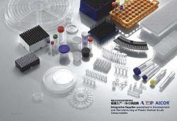 Het Ce Goedgekeurde Plastiek van de Verbruiksgoederen van het Laboratorium