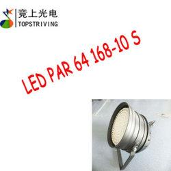 熱い! 168 10mm RGBW LED Stage Lighting LED PAR 64 168-10s