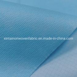 Impermeabilizzare il prodotto non intessuto non tessuto saltato fusione di Meltblown del tessuto di prezzi del polipropilene dei pp Spubond