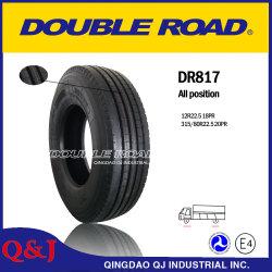 315/80R22.5 de la etiqueta de la UE con certificación de puntos de venta al por mayor precio barato de todos los neumáticos de Camión radial de acero