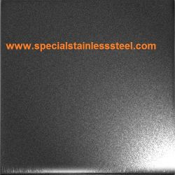 Bead Blast Stainless Steel Sheet