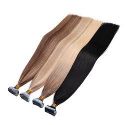 Express Ali Indian Cabelo encaracolado fita em extensões de cabelo para as mulheres negras afro-americano Fita Extensões de Cabelo humano em estoque
