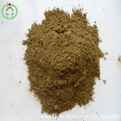 Aditivos para piensos de harina de pescado proteína Min65%
