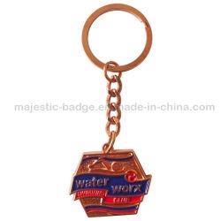 Медь покрытие и металлической цепочке для ключей