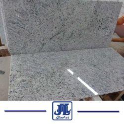 性質の壁の正面のカウンタートップの屋外プレハブの台所床の壁のための石造りの磨かれたか炎にあてられたG603/G602/G654/G687/G684/G682/Kashmirの白い花こう岩のタイル