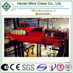Кузня промышленности накладных Crane-Casting перелейте мостового крана