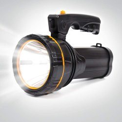 Super-Bright Torch-Working lumière LED rechargeable au lithium-ion 2200mAh Battery-Electric Power Tools
