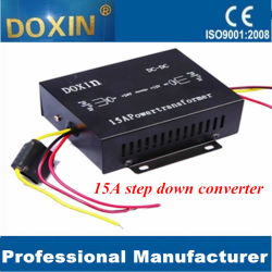 CC di 15A 180W al dollaro Power Converter (DX15A) di Punto-giù di CC 24V 12V