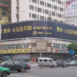 Super Grande Piscina Alumínio Trivision Sinal de Rotação de banners publicitários (F3V-136)