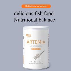 Yee broedpekel garnalen eieren kleine Goldfish Feed Fish Nutrition Eten