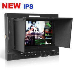 """7"""" HD SDI supervisor de campo con HDMI para cámaras videocámaras"""