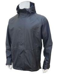 ملابس السلامة الخارجية غلاف PU مقاوم للمياه للعاملين في مجال الصرف الصحي