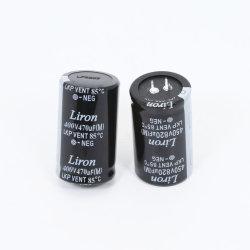 Condensatore elettrolitico di alta frequenza 400V 470UF per l'invertitore ad alta tensione