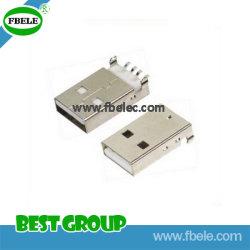 USB/d'un type/Prise/connecteur USB de type CMS Fbusba1-109