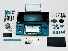 Para a Nintendo 3ds Shell para 3ds alojamento para consola Wii/xBox360/PS3 alojamento fino para a PSP/NDSL
