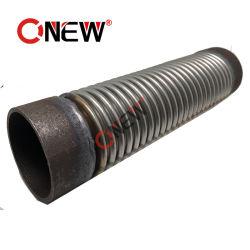 El mejor rendimiento del tubo de admisión de acero inoxidable tubo de escape estándar