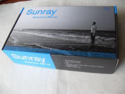 Sunray4 800HD se Sr4 Triple tuner avec A8P de la carte SIM