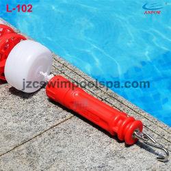 15cm 국제 수영장 레인, 수영장 플로트 라인