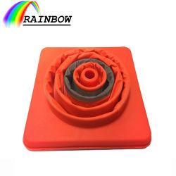 저가 엑테르리오스 액고리오스 높이 오렌지 ABS/PP/PVC 접이식 접이식 접이식 접이식 도로 안전을 위한 자동 조절식 원뿔형/코노