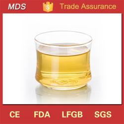 最もよい品質の販売のためのハンドメイドの小型明確なガラスティーカップ