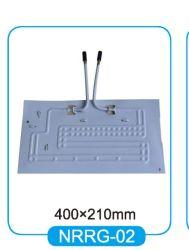Placa de alumínio de congelador de refrigeração do Rolo de vácuo Evaporador colado