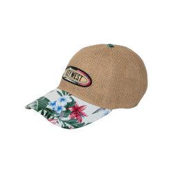 Women′ S gestickte Pflaume-Blüten-Baseballmütze-Hut-beiläufige justierbare Hysteresesun-Masken-Schutzkappe