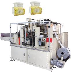 Les mouchoirs de papier tissu serviette Machine d'emballage d'enrubannage