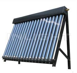 Varanda colector solar de fixação do tubo de evacuação
