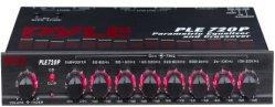 一等級の7周波数帯域車の音声の平衡装置