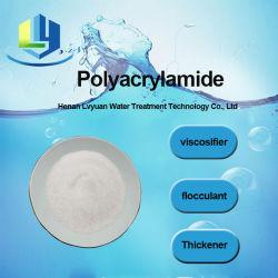 Hydrolyse partielle PHPA chimique des sols pour la route de polyacrylamide de stabilisateur