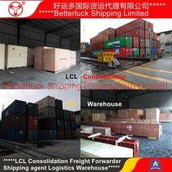 中国シンセン広州の強化の貨物運送業者からのUSAmericaへのLCLの船便