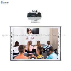 最もよい価格の赤外線対話型のスマートなボードのSigleは教える教室のために味方した