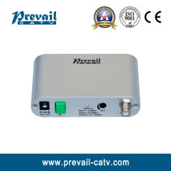 AGCケーブル・テレビFTTH Ponポートとの小型光レシーバノード