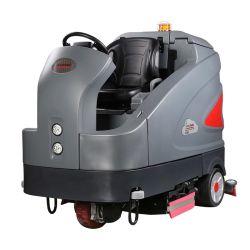 Sicurezza S230/GM230 che guida la macchina automatica di pulizia del pavimento della stazione dell'impianto di lavaggio