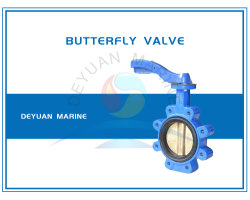 Papillon de marine pour arrêter, réglementer et de débit de démarrage