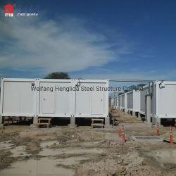 La Chine conteneur Flat Pack Chambre avec salle de bains, contenant isotherme chambre