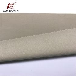 Саржа из микрофибры персиковый цвет кожи ткань из полированного Вся обшивочная ткань атласная бумага