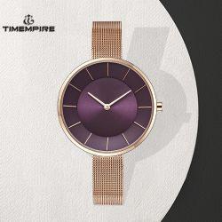 Lady cadeau mode qualité suisse montre-bracelet Quartz (71381)
