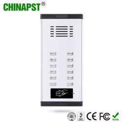 呼出ボタンはカスタマイズするサポート2ワイヤー可聴周波Doorphone屋外端末(PST-ADO12)を
