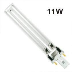 11W a lâmpada UV PLS 253.7nm H-Tubo de Raios Ultravioleta Lâmpadas de esterilização