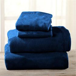 100% Polyester Extra Pluche Polar Fleece Bedblad