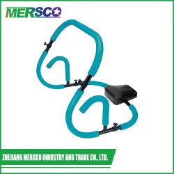 Abエクササイザートレーニングのローラーの腹部の適性装置の小さいローラー機械