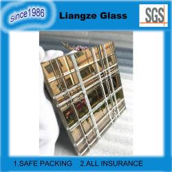 建物のためのシャンペン優雅な装飾的な薄板にされたガラス