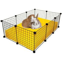 Corflute Twinwall полых пластмассовых/PP ПЭТ для Кролик и Свинок отсека для жестких дисков