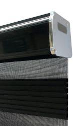 Diseño de la ventana cubierta de tejido de la calidad de gama alta de ciegos Zebra Persiana