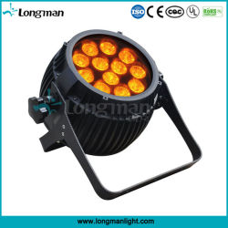 Super Bright 12PCS 14W Rgbawuv Dimmable LED BY Light