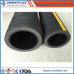 Matériau en vrac de caoutchouc synthétique et d'aspiration le flexible de décharge